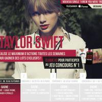 Taylor Swift : un concours pour faire le plein de cadeaux
