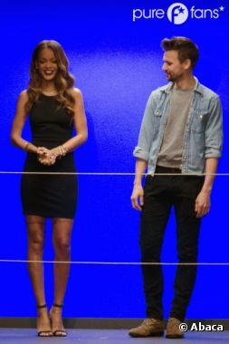 Rihanna a présenté sa collection à la Fashion Week de Londres