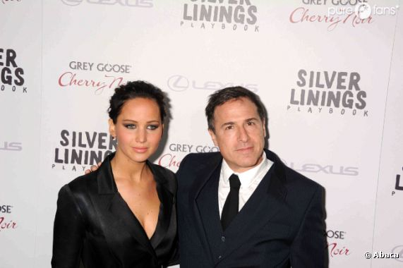 Jennifer Lawrence retrouve David O. Russell