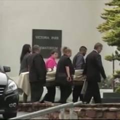Reeva Steenkamp : émotion aux funérailles de la petite-amie d'Oscar Pistorius
