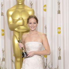 Jennifer Lawrence : Oscar 2013 du plus beau doigt d'honneur