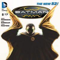 Batman : à la fin, Robin meurt