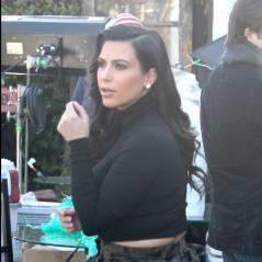 Kim Kardashian enceinte : la nouvelle Jessica Simpson ?