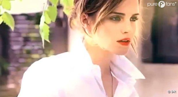 Emma Watson en Cendrillon ?