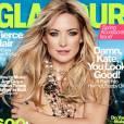 Kate Huson topless pour Glamour US