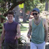 Zachary Quinto et Jonathan Groff : bientôt le mariage ?