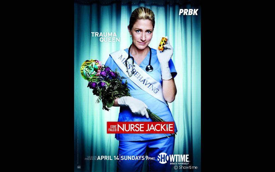 La saison 5 de Nurse Jackie débarque le 14 avril sur Showtime