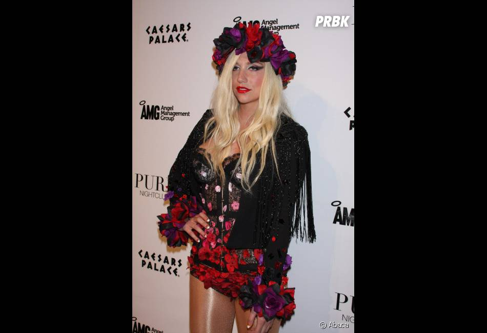 Kesha continue de se la jouer sexy