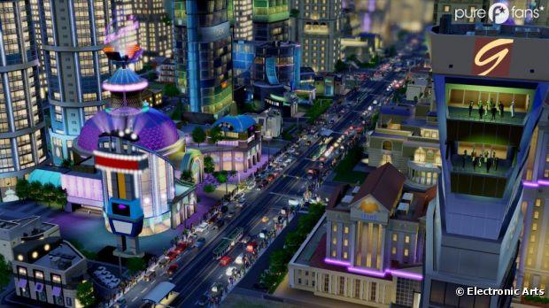 SimCity promet des villes somptueuses
