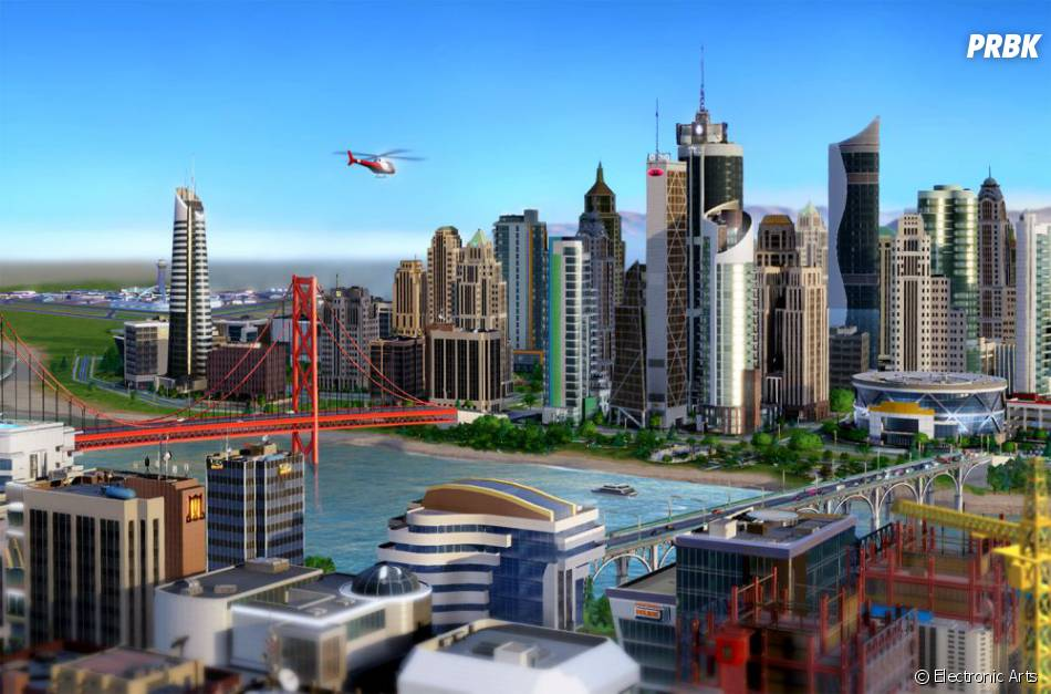 SimCity : plus beau et plus grandiose que les épisodes précédents