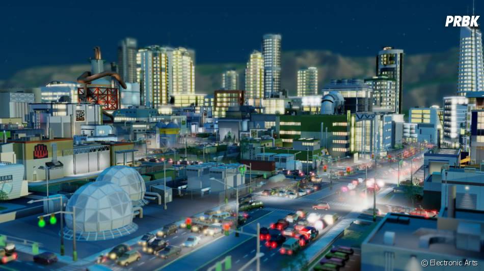 SimCity veut vous en mettre plein les yeux