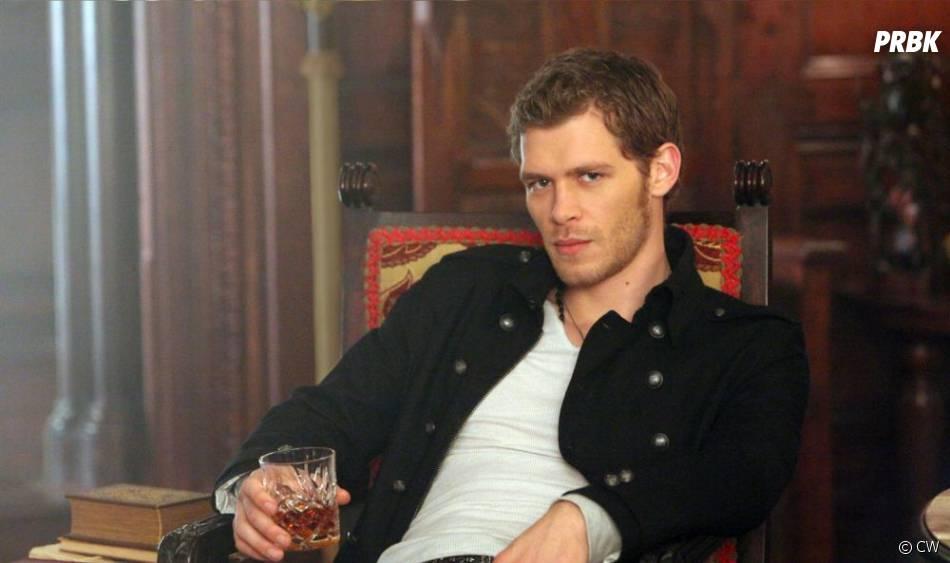 Une scène de sexe pour Klaus dans Vampire Diaries