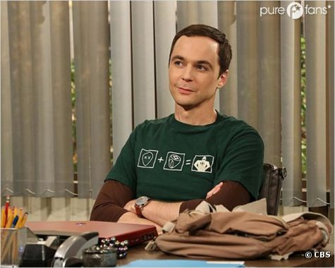 Sheldon sauvé par Amy dans The Big Bang Theory ?