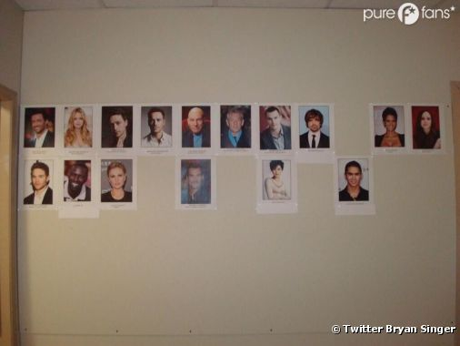 Le casting de Luxe de X-Men Days of Future Past