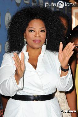 Oprah Winfrey, personnalité la plus influente de 2013 selon le classement Forbes