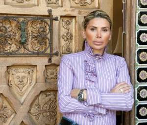 Karine, 39 ans, voue une passion à sa famille. Elle vit à Los Angeles.