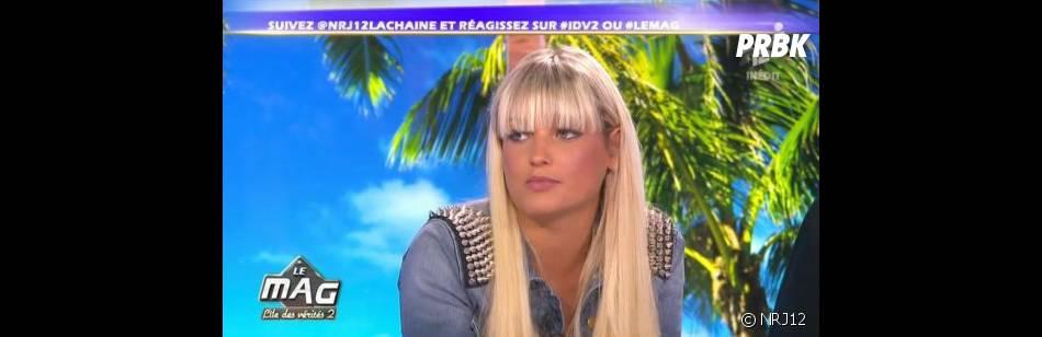 Sa plus grande rivale dans l'émission : Aurélie !