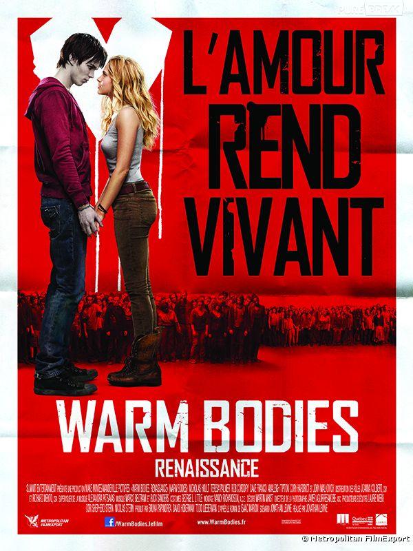 Warm Bodies, un film de zombies et d'amour
