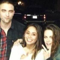 Kristen Stewart et Robert Pattinson : LA photo qui dément la rupture
