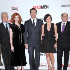 Mad Men saison 6 : les acteurs sur leur 31 pour l'avant-première