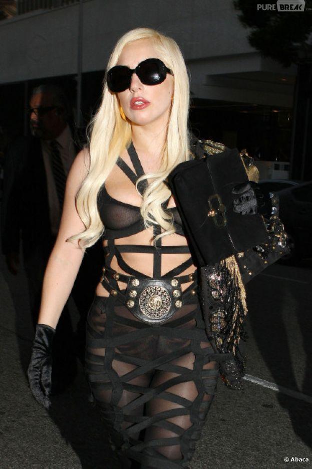 Lady Gaga est prête pour son grand retour sur scène !