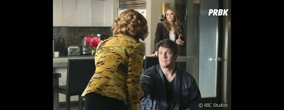 Beckett va-t-elle faire confiance à Castle ?