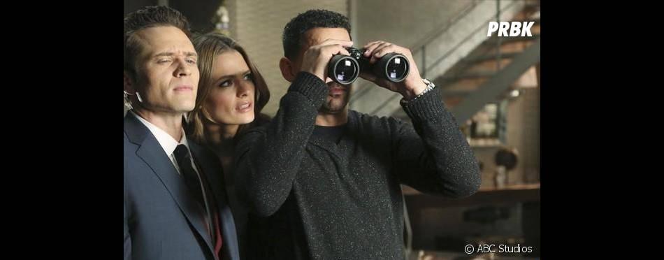 Les détectives sur le pied de guerre dans l'épisode 100 de Castle