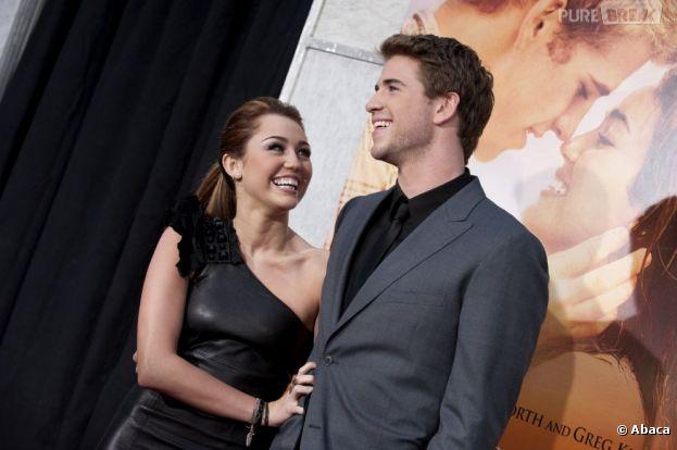 Miley Cyrus et Liam Hemsworth enfin réunis