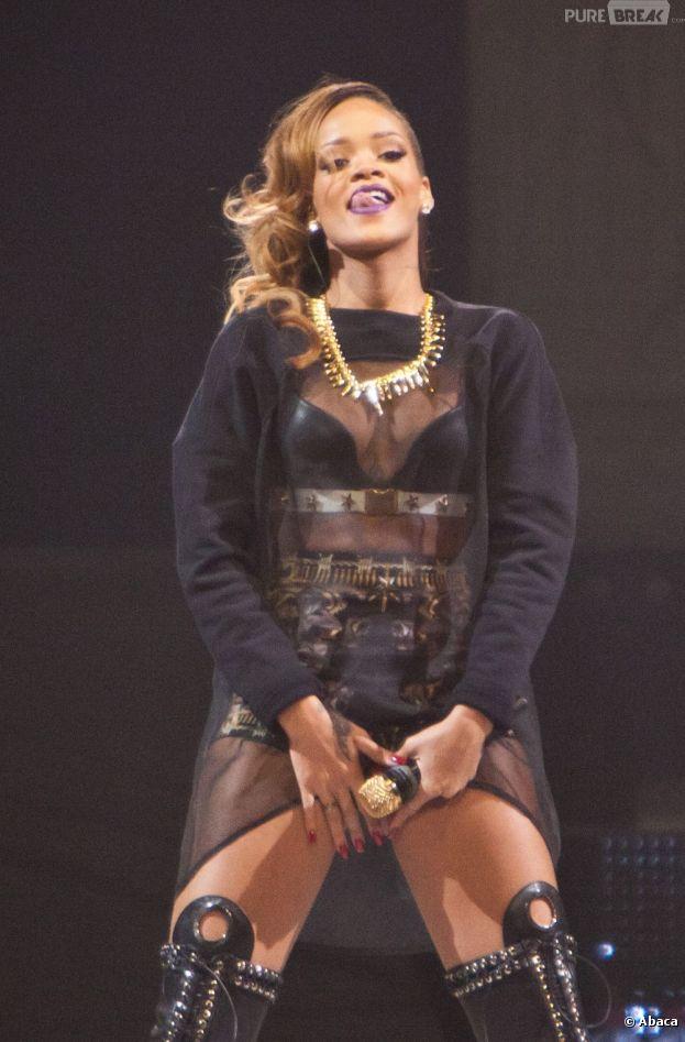 "Rihanna assume son côté ""sexe"""
