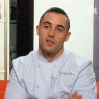 Top Chef 2013 : Valentin Neraudeau, une élimination qui sent la crevette