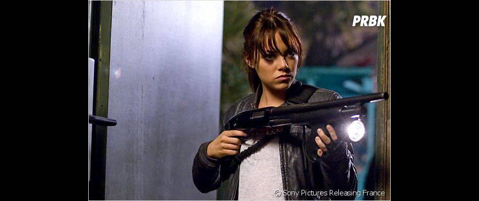Emma Stone ne sera pas dans Zombieland