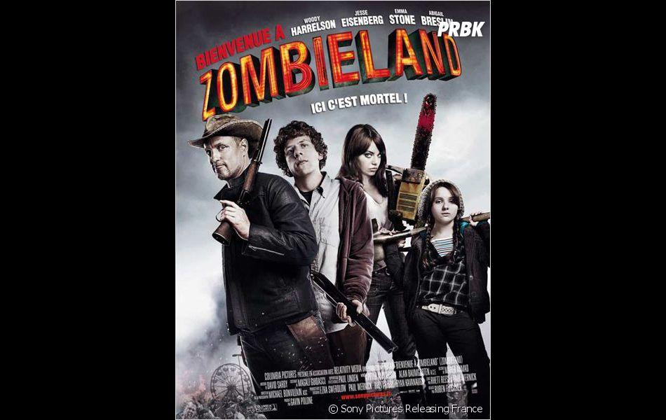 Zombieland aura une suite sur Amazon