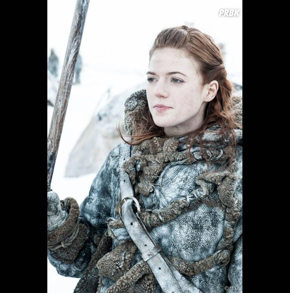 Ygritte va-t-elle se rapprocher de Jon Snow dans Game of Thrones ?