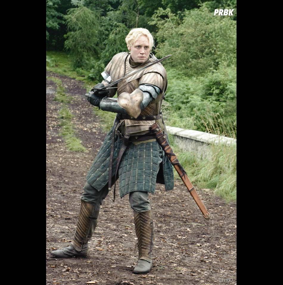 Brienne va changer dans la saison 3 de Game of Thrones