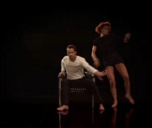 Beau Malheur, le clip d'Emmanuel Moire avec Fauve Hautot, chorégraphié par Marie-Claude Pietragalla