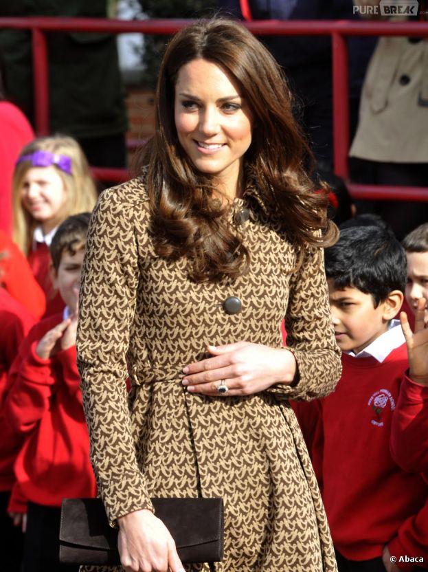 Kate Middleton est l'icône beauté de Salma Hayek