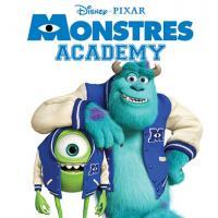 """Monstres Academy : """"Joyeuse Pâques, tête d'oeuf !"""" de la part de Bob et Sulli"""