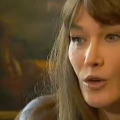 Carla Bruni-Sarkozy : énervée par une question sur son Nicolas, elle met fin à l'interview