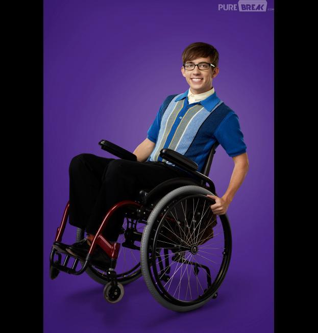 La maman d'Artie arrive bientôt dans Glee
