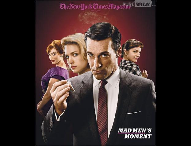 Mad Men déclare la guerre à Homeland pour les Emmy Awards 2013