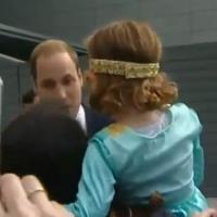 Prince William : un vent royal, mais pas de Kate Middleton