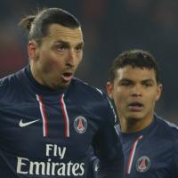 PSG : Zlatan, Beckham, ils échangeraient bien leurs maillots contre de la mayo