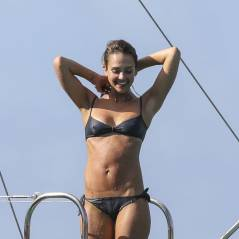 Jessica Alba : tout petit bikini à Saint-Barthélemy