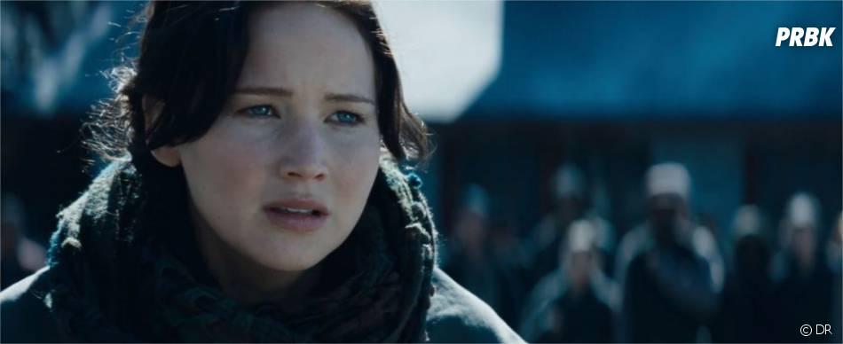 Katniss prête à tout pour protéger Gale dans Hunger Games 2