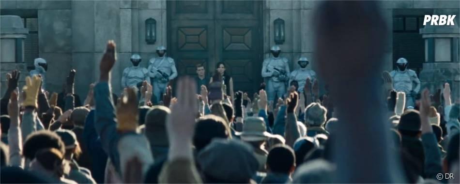 La révolte gronde dans Hunger Games 2
