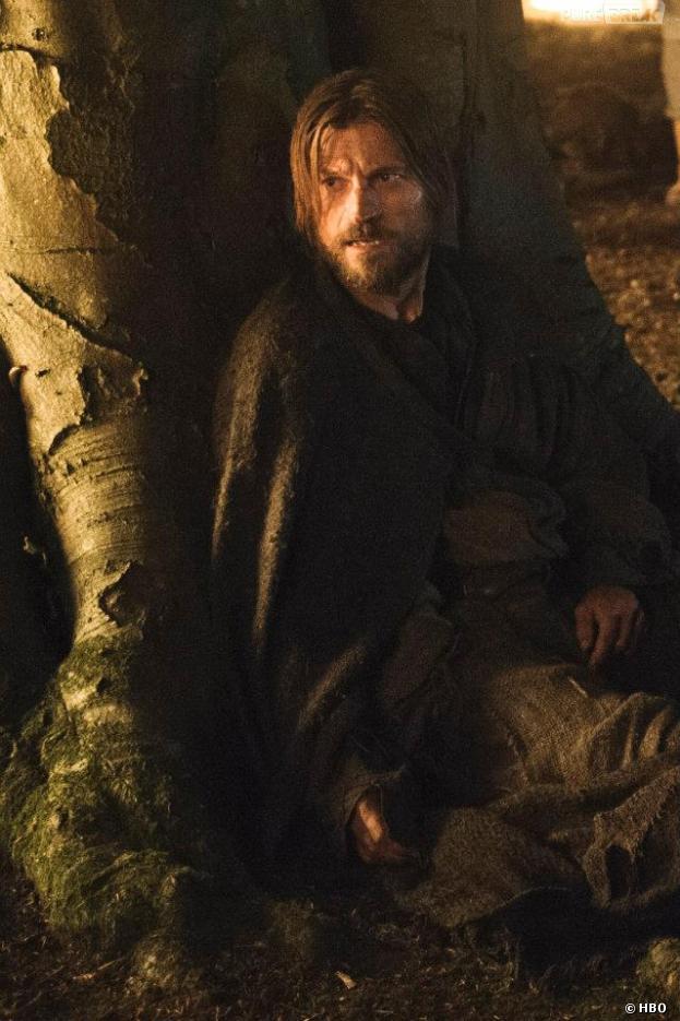Jaime au centre du dernier épisode de Game of Thrones