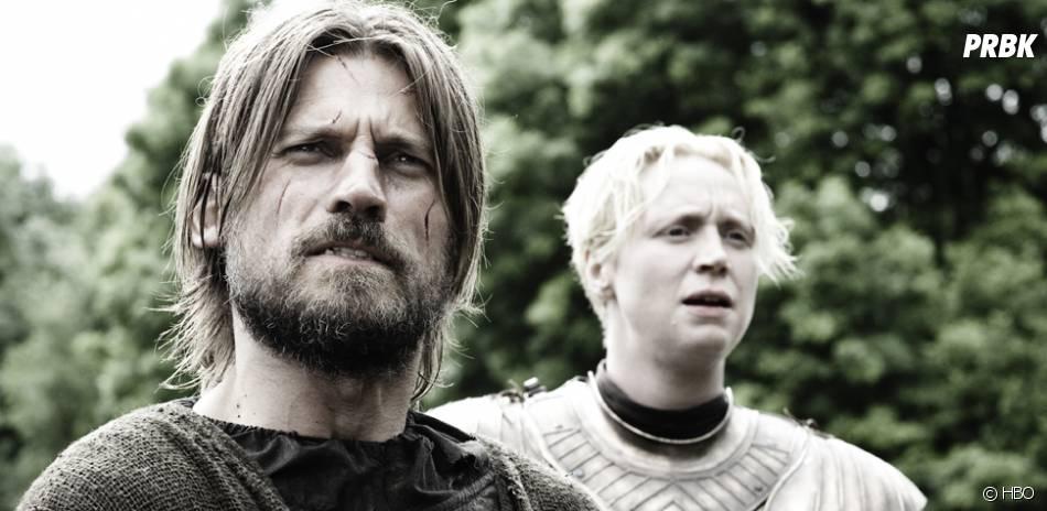 Jaime est venu en aide à Brienne dans Game of Thrones