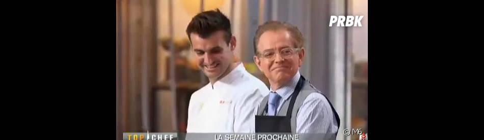 Mac Lesggy a participé à Top Chef 2013 sur M6