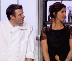 Jean-Philippe Watteyne a fait équipe avec Aurélie Hemar dans Top Chef 2013.