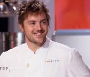 Florent Ladeyn s'est bien entendu avec son commis de cuisine Faustine Bollaert dans Top Chef 2013.